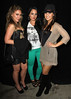 Haylie Duff, Jojo, Francia Raisa Perez Hilton's Mad Hatter Tea Party Birthday Celebration held at Siren Studios Hollywood, California