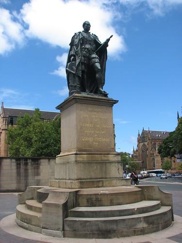 La statue et l'hirondelle (O. Wilde)