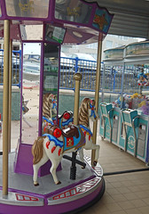 Horsing Around (Katie_Russell) Tags: ireland carousel crescent northernireland ni hobbyhorse portstewart ulster nireland countylondonderry countyderry coderry colondonderry hobbyhorses colderry countylderry