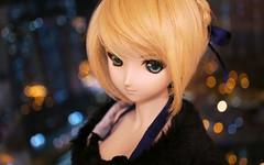 DD_Saber_XMas2011_a (cafe yui) Tags: christmas xmas lily saber dd alter