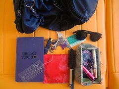 victor hugo (my.secret.lover) Tags: red sunglasses bag keys book read mybag whatsinmybag victorhugo wimb