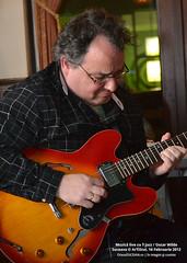 16 Februarie 2012 » Muzică live cu T-Jazz