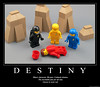 D E S T I N Y (halfbeak) Tags: startrek lego destiny scifi motivation minifig redshirt demotivation moc cannonfodder classicspace plasticrocks