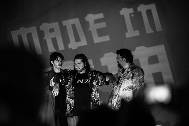 JOUEUR DU GRENIER & Bob Lennon @ Made In Asia 4 Bruxelles-9585
