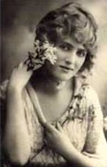 Vera Sisson, silent film actress (scismgenie) Tags: people actress silentfilms verasisson