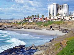 La Jolla Feb 16, 2012 Pic (53) (Photo Nut 2011) Tags: ocean california beach hotel sand waves sandiego lajolla shore condos