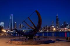 Adler Skyline (rseidel3) Tags: chicago skyline architecture nikon adler hdr photmatix planeterium