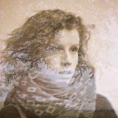 Eleanor (aweir [22]) Tags: portrait film overlay canonae1
