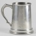 414. Tiffany & Co. Pewter Tankard