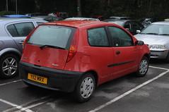 Fiat Punto (Sean.Caco) Tags: parkinglot parkingarea uk england europe london copthorne hotel car vehicle fiat punto auto