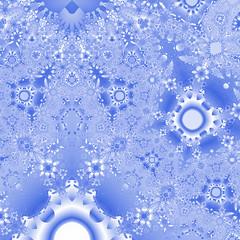 Good times (Salvatore Motsu) Tags: blue abstract art computer emotion patterns gradient fractal generated progressivevolumecarver