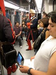 (Zioluc) Tags: street people movie torino metro turin luciobeltrami