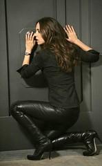 eliza dushku leather pants 02 (bollemis2) Tags: leather pants eliza dushku