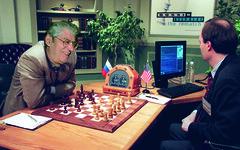 Umberto Bossi (MDMB STUDIO) Tags: deepblue scacchi umbertobossi partita bossi scontro