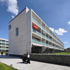 renovation of gyldenrisparken social housing, copenhagen. vandkunsten/witraz/wissenberg 2005-2012