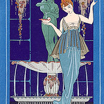 Jeanne Paquin Gown, 1914 thumbnail