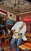 Massinko Player, Trad Night Club, Addis Ababa
