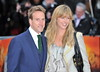 Ben Fogle and guest African Cats UK film premiere held at the BFI Southbank - Arrivals. London, England