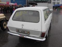 Opel Kadett B Caravan (v8dub) Tags: auto old b classic car station wagon automobile break automotive voiture oldtimer sw caravan fribourg oldcar freiburg combi collector opel kadett youngtimer wagen pkw klassik