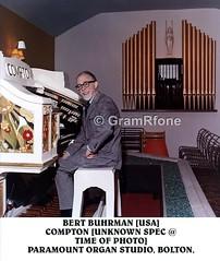 Burt Burhman (gramrfone) Tags: cinema theatre organists