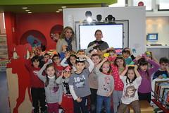 10/04/2014 Σχολείο: 5ο Νηπιαγωγείο Βέροιας, Δραστηριότητα:«Θέλω πίσω το καπέλο μου» του Jon Klassen