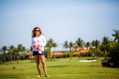 Golf Course Beauty (Thomas Hawk) Tags: golf mexico hotel julia fav50 spouse resort fourseasons golfcourse wife juliapeterson fav10 fav25 fav100 mrsth fourseasonspuntamita putnamita