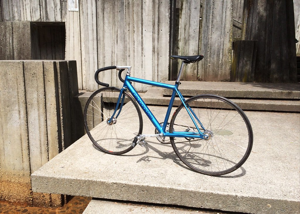 22eae1fb1b1 Cannondale Track 48cm for sale or will trade for 52cm. (IG: @ADANGERPDX