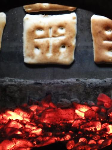 """B06-01 """"Naan"""" Over Hot Coals"""