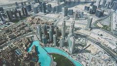 Downtown Dubai (Bartholomew K Poonsiri) Tags: city urban building skyscraper landscape town downtown dubai cityscape uae middleeast wideangle sonyepz1650mmf3556oss sonyilce6000