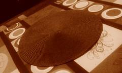 Table Inside Cover Covered Warm Sepia Sepiatone Circles Lines Circle at .  (Sarafovo) (kazakov_dimitar) Tags: lines sepia circle table warm circles cover covered inside sepiatone