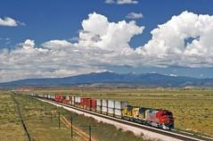 90-9-8 ATSF92E 10-04A (jhwright105) Tags: railroad newmexico eastbound correo atsf mttaylor fp45 superfleet