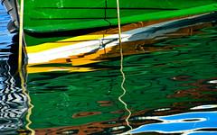 a volte le parole non bastano ... e allora servono i colori ... (miriam ulivi) Tags: sea water colors reflections harbor boat barca italia mare liguria porto astratto acqua riflessi santamargheritaligure nikond7200 miriamulivi