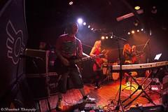A gig (Brunobinch) Tags: wood blue girls light red people music black boys yellow rock mouth suomi finland hair hands floor guitar gig fingers lips perform finnish humans hmeenlinna verkatehdas tavastehus bandgig suisto brunobinch