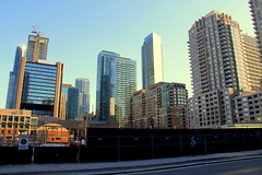 Wellesley Street Skyline (wyliepoon) Tags: street skyline condo condos wellesley downtowntoronto