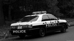 Toyota Crown en livre Police - Tky (seven.bowix) Tags: tokyo noiretblanc pentax police nb toyota  shinagawa  japon nihon aficionados   toyotacrown tokyocity sigmalens sigma2470mmf28 tky voituredepolice gyrophare pentaxlife policejaponaise pentaxk5  arrondissementdetokyo