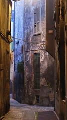 (bobbat) Tags: street evening alley vicolo narrow