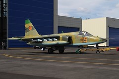 Sukhoi Su-25 Yellow 05 (moloneytomEIDW) Tags: sukhoi su25 frogfoot kazakhstan kadex