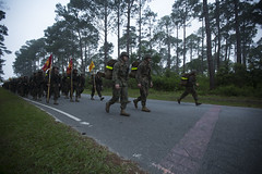 Kilo Company  Conditioning Hike  April 30, 2016 (MCRD Parris Island, SC) Tags: sc usmc unitedstates graduation pi di marines bootcamp grad pisc marinecorps drill err recruit basictraining parris recruiter parrisisland mcrd recruittraining drillinstructor recruitdepot mcrdpi easternrecruitregion