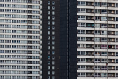 Carpenters Estate (Gary Kinsman) Tags: windows london tower architecture facade zoom modernism compression telephoto highrise olympicpark stratford modernist eastlondon councilestate towerblocks e15 socialhousing 2016 canon70300mm lundpoint canoneos5dmarkii carpentersestate canon5dmkii queenelizabetholympicpark jamesrileypoint