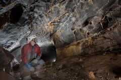 _OFD7886 (ChunkyCaver) Tags: cave caving spelunking calcite ofd caver ogofffynnonddu moonlightchamber
