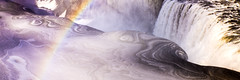 DETTIFOSS (piparinn) Tags: winter landscape iceland rainbow waterfalls sland dettifoss vetur fossar regnbogi landslag heidar norurland piparinn