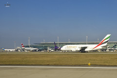 Emirates A380 (A. Wee) Tags: switzerland airport zurich emirates airbus a380  zrh   a380800