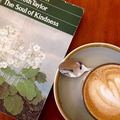 The Soul of Kindness (msganching) Tags: coffee vintage book virago flatwhite