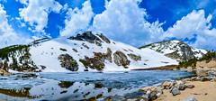 Saint Mary's Glacier (Michael Zehner) Tags: mountain snow nature landscape landscapes colorado outdoor breath glacier taking breathtaking