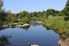 river wear (kokoschka's doll) Tags: river wear batts island bishopauckland