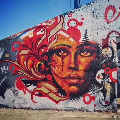 New #lady in town, by #AldoDeLaRosa - #Gent #Belgium #streetart #graffiti #streetartbel #visitgent #streetart_daily #urbanart #urbanart_daily #graffitiart_daily #graffitiart #beauty