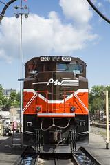 2016-06-12 0959 P&W 4301, Worcester, MA (jimkleeman) Tags: pw
