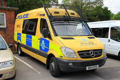 Merseyside Police Mercedes Sprinter Public Order Van (PFB-999) Tags: light public mercedes support day order pov police national vehicle leds van cleethorpes forces grilles psu unit armed merseyside modules sprinter 2016 fendoffs dk14dyo