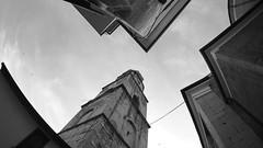 Fontanarosa (michelecolucciello) Tags: blackandwhite bw monochrome architecture campania olympus olympuspen architettura biancoenero bwphotography irpinia fontanarosa welcomeincampania