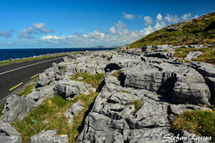 DSC_4249 (Salmix_ie) Tags: world county flowers ireland west heritage beach nature beautiful way coast site interesting nikon rocks clare scenic may atlantic unesco burren lovely nikkor tranquil the 2016 d7100